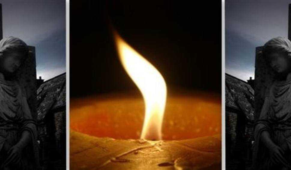 Listopadowa modlitwa za zmarłych …